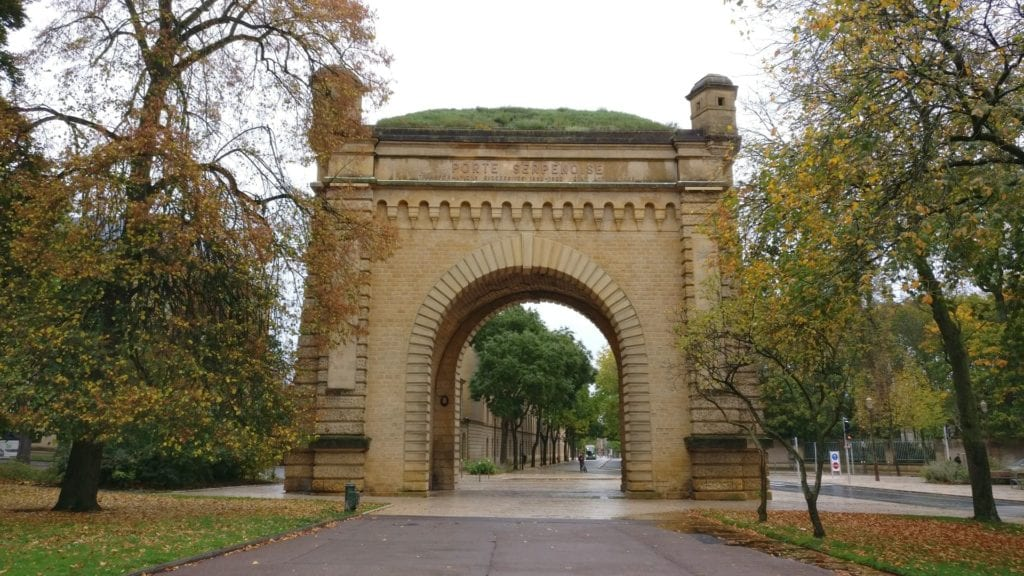 Metz Porte Serpenoise