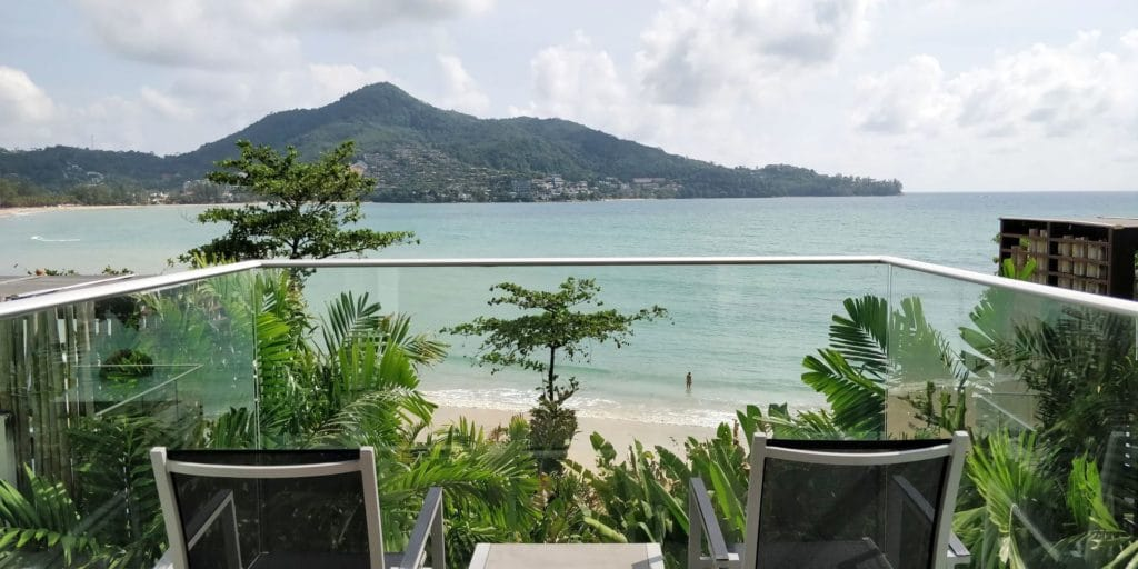 Novotel Phuket Kamala Beach Balkon
