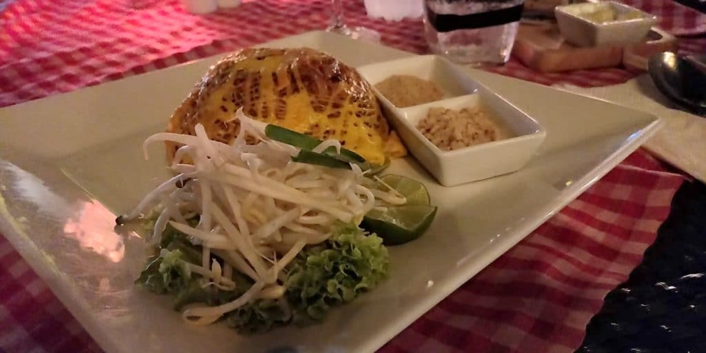 Novotel Phuket Kamala Beach Dinner