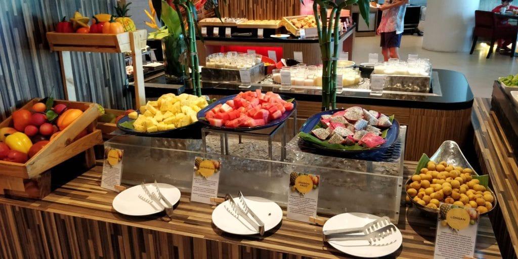 Novotel Phuket Kamala Beach Frühstück 3