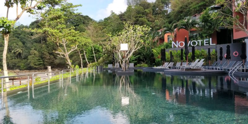 Novotel Phuket Kamala Beach Pool 5