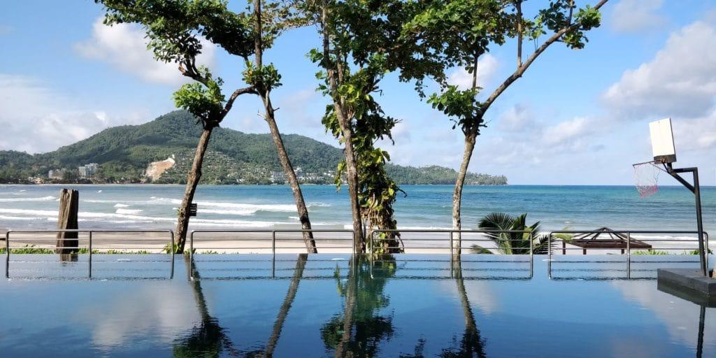 Novotel Phuket Kamala Beach Pool 7