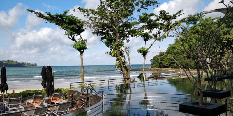 Novotel Phuket Kamala Beach Pool