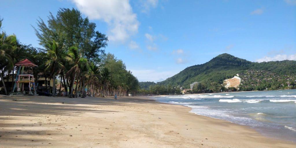 Novotel Phuket Kamala Beach Strand 4