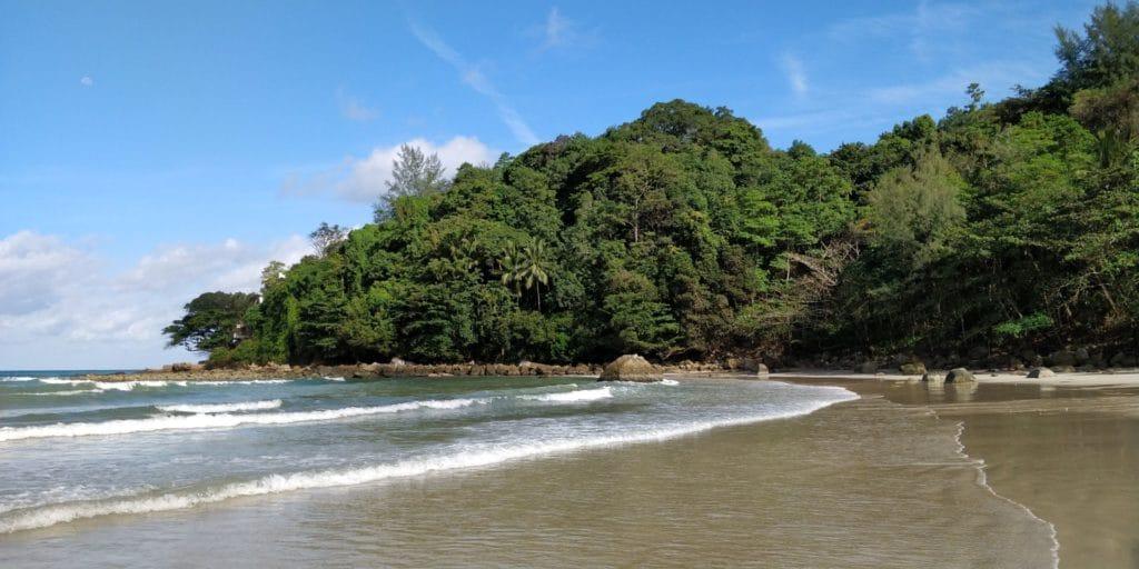 Novotel Phuket Kamala Beach Strand 7