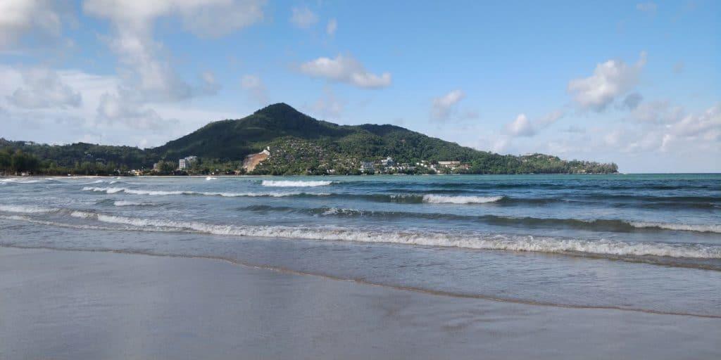 Novotel Phuket Kamala Beach Strand 8