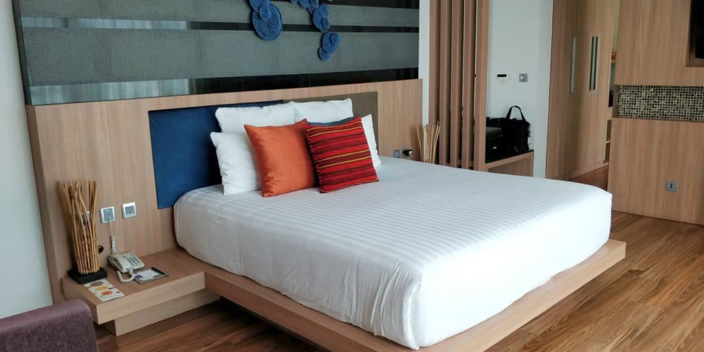 Novotel Phuket Kamala Beach Zimmer