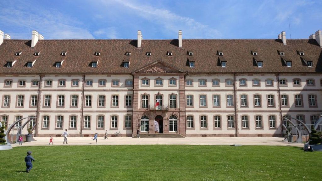 Old Hospital Colmar