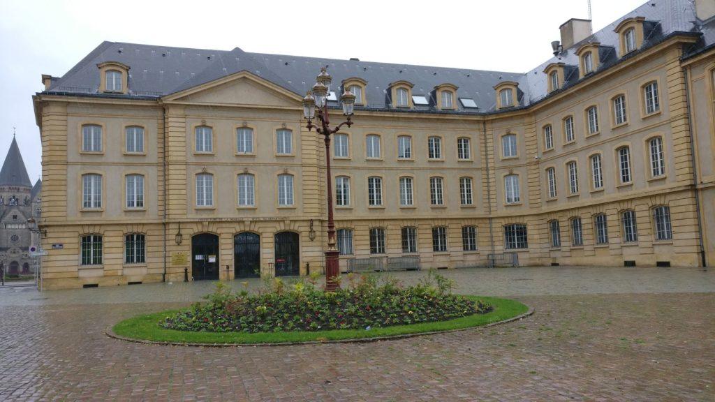 Perfecture De Moselle Metz