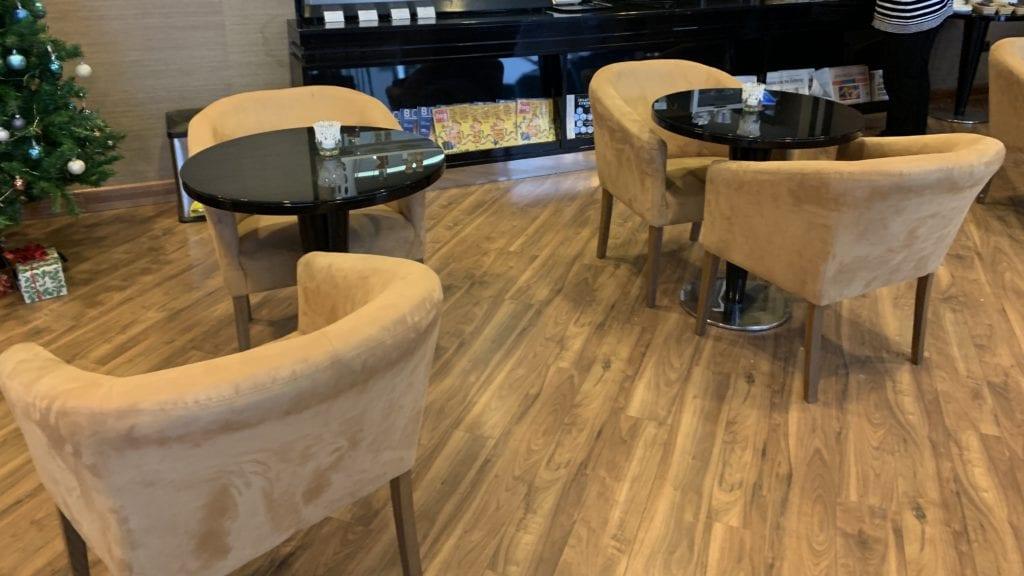Platinum Lounge Budapest 2A Sitze 3