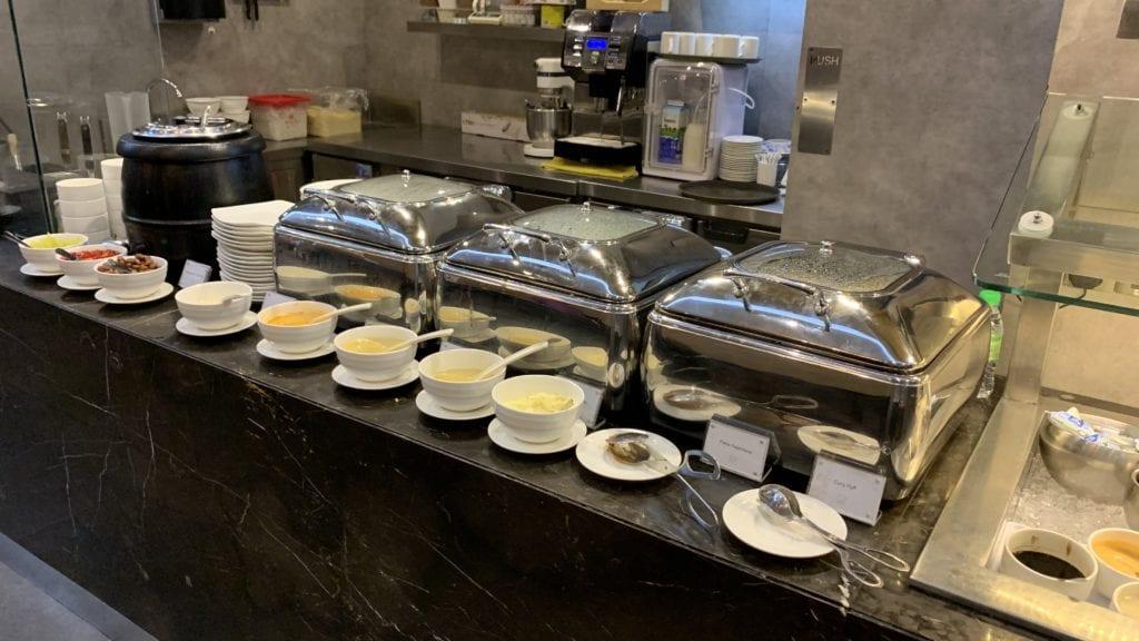 Plaza Premium Lounge Penang Essen 2