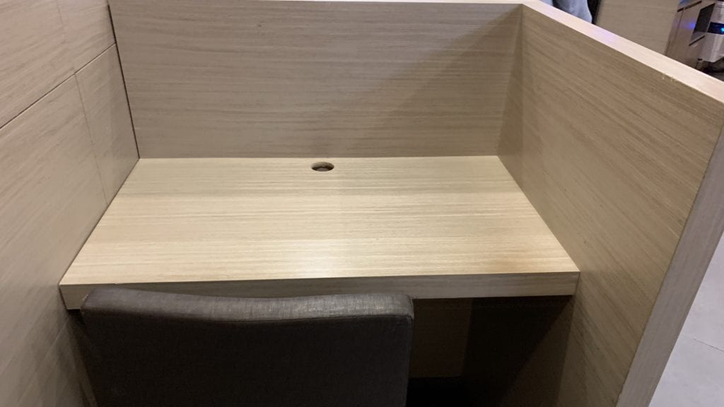 Plaza Premium Lounge Penang Sitze 4