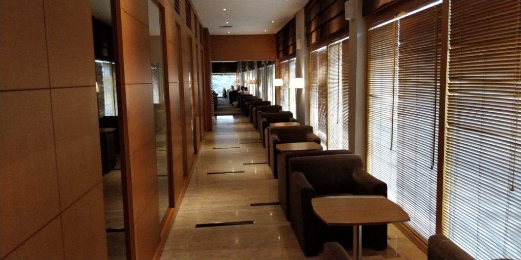 Pura Indah Lounge Jakarta Layout 4