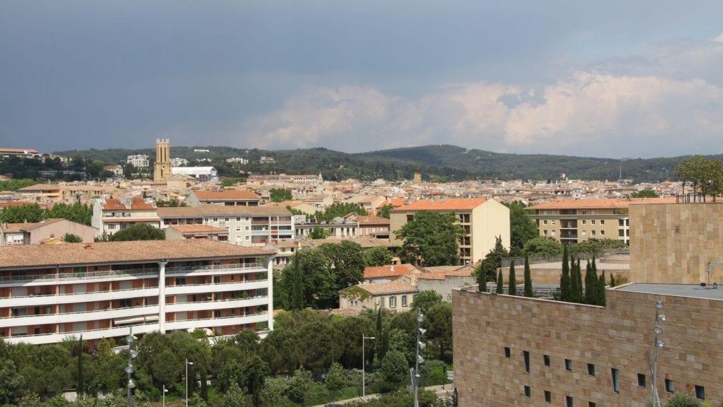 Renaissance Aix En Provence Ausblick
