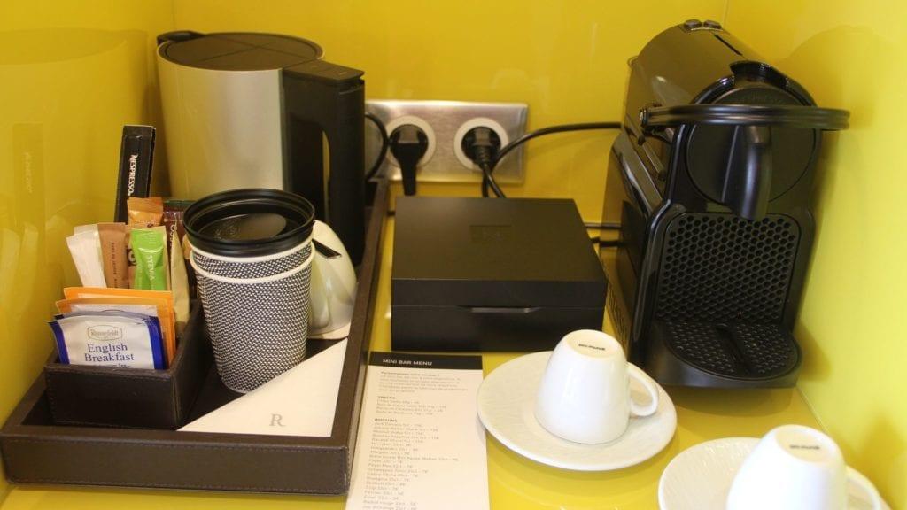 Renaissance Aix En Provence Panorama Room Nespresso