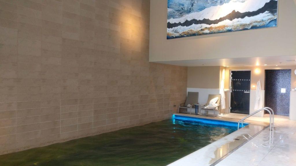 Renaissance Aix En Provence Pool