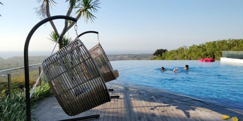 Renaissance Bali Uluwatu Pool 5