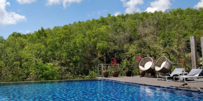 Renaissance Bali Uluwatu Pool 8
