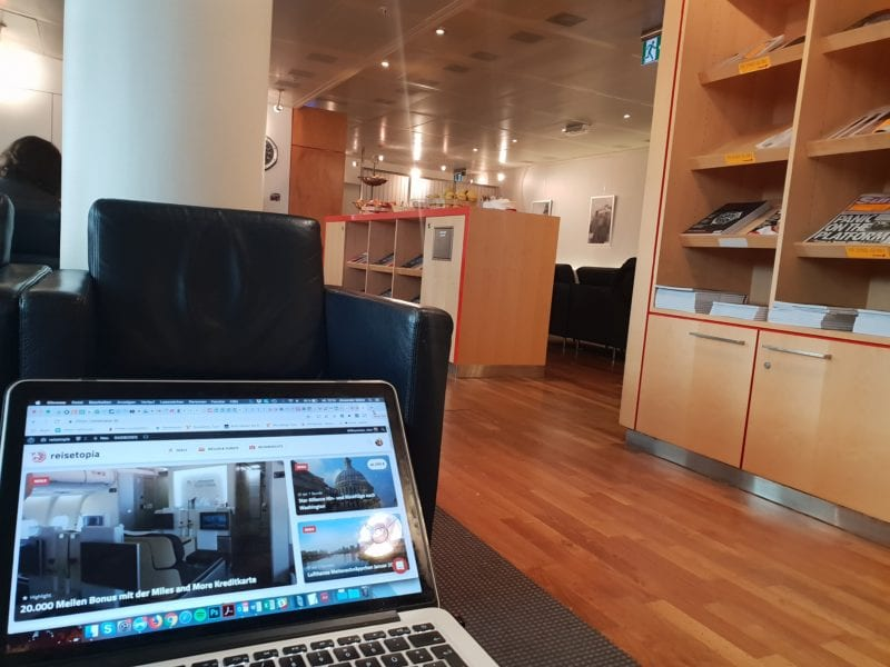 Review Horizon Lounge Genf 11