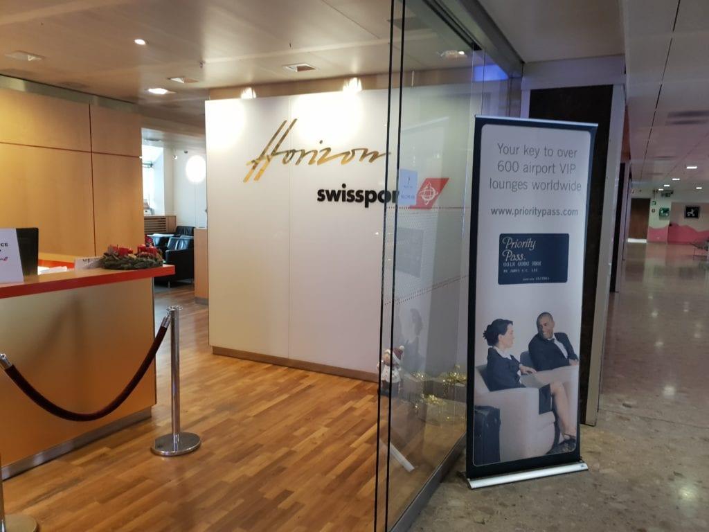 Review Horizon Lounge Genf 2