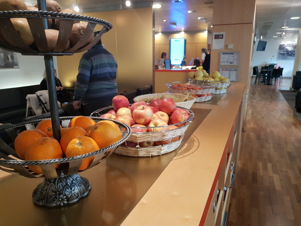 Review Horizon Lounge Genf 9