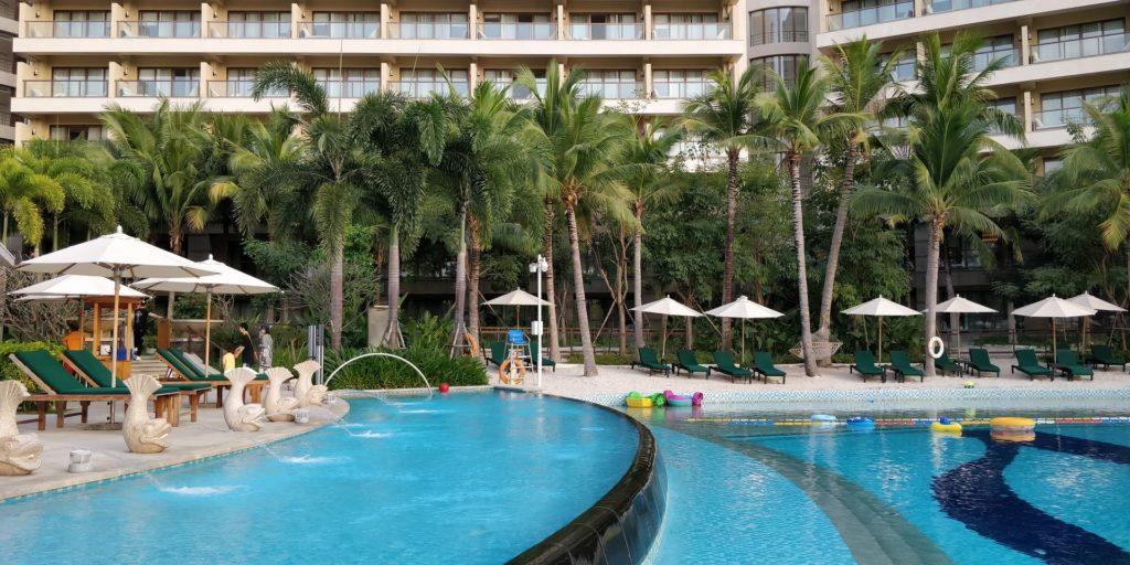 Sanya Yazhou Bay Resort Pool