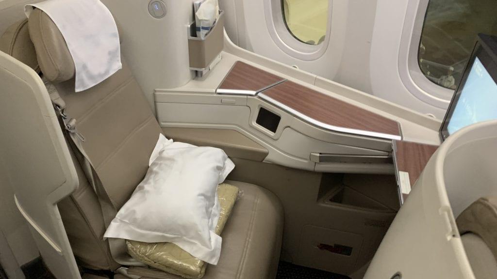 Saudia Business Class B787 9 Sitze 3