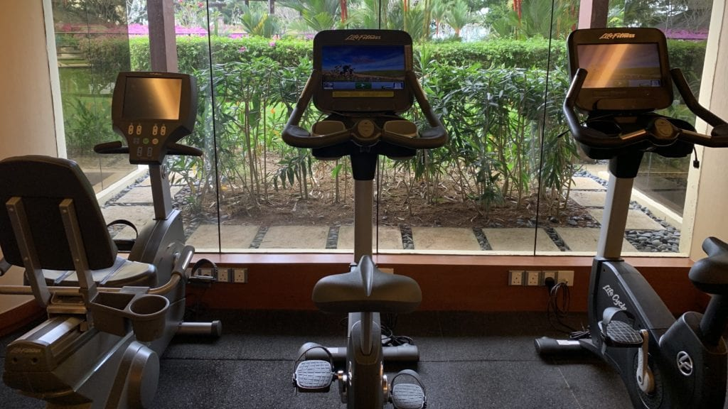Shangri La Rasa Sayang Resort Penang Fitness 3