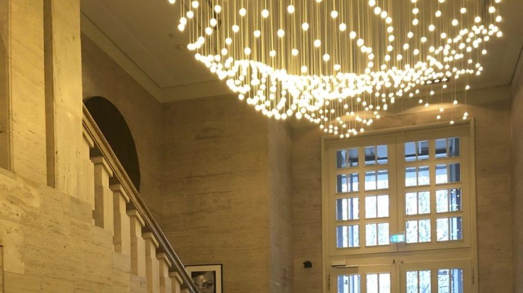 Sofitel SO Das Stue Berlin Lobby