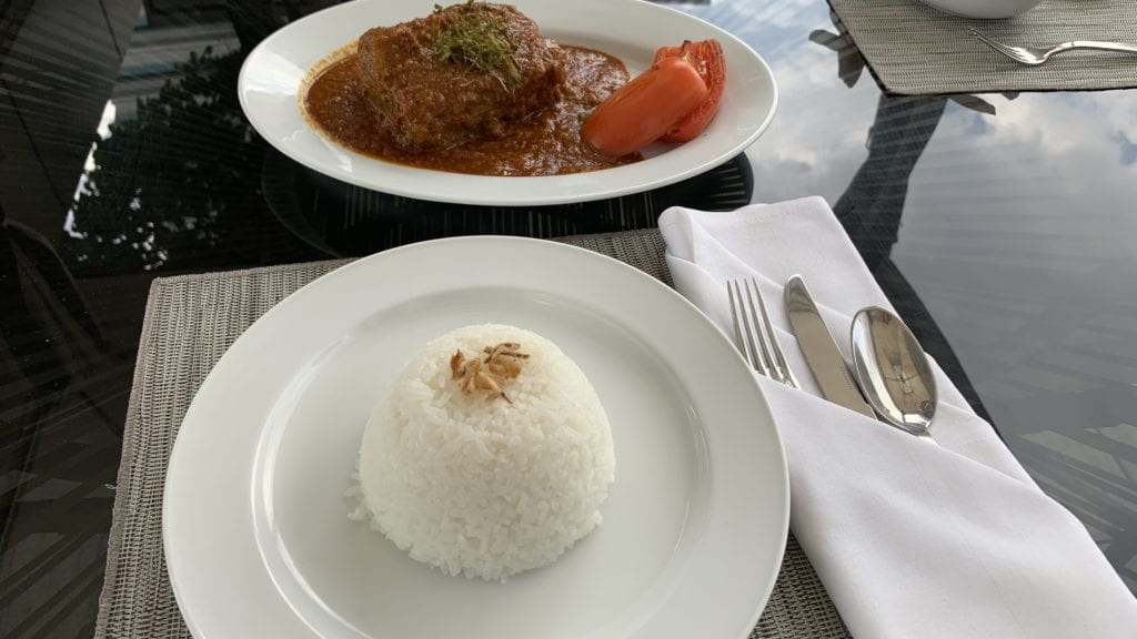 St Regis Kuala Lumpur Essen 2