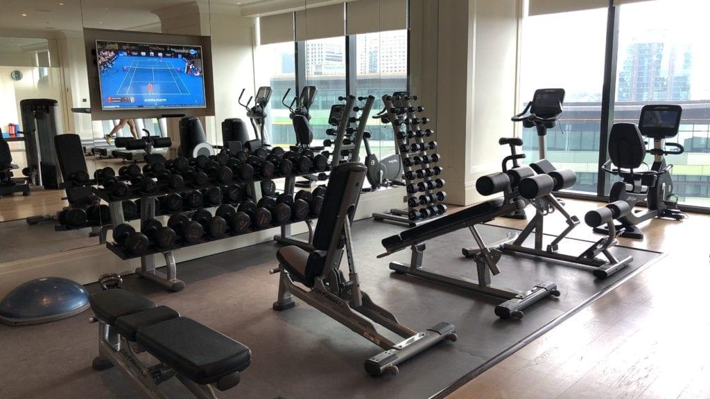 St Regis Kuala Lumpur Fitness 3