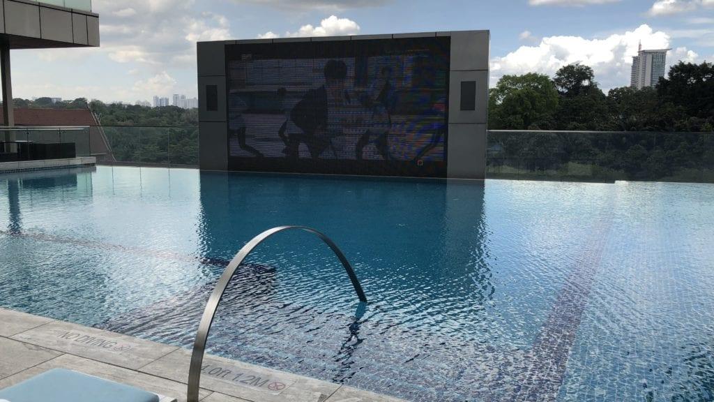 St Regis Kuala Lumpur Pool 1
