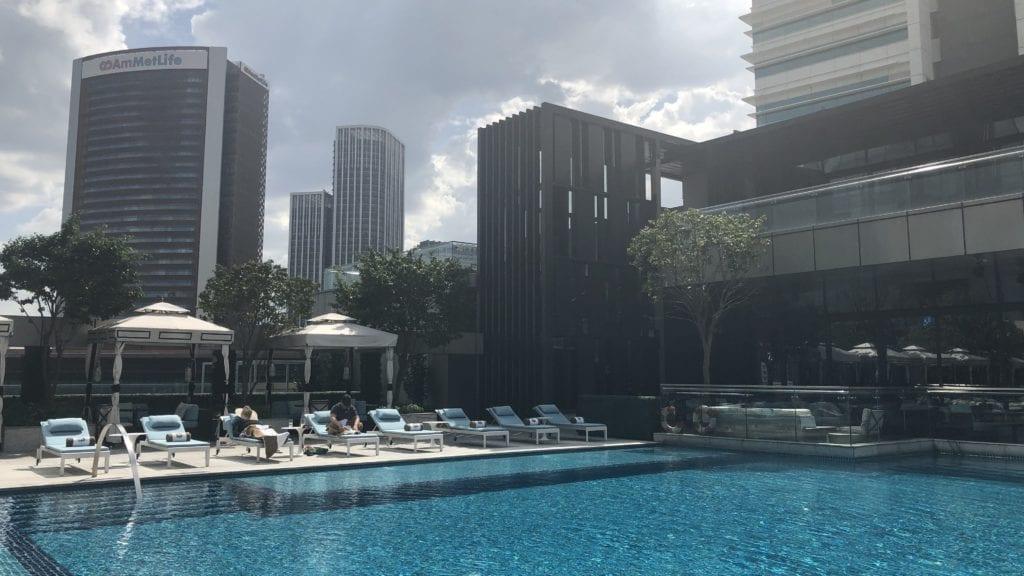 St Regis Kuala Lumpur Pool 3