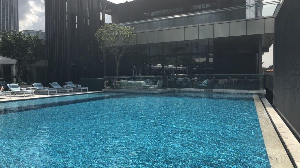 St Regis Kuala Lumpur Pool 4