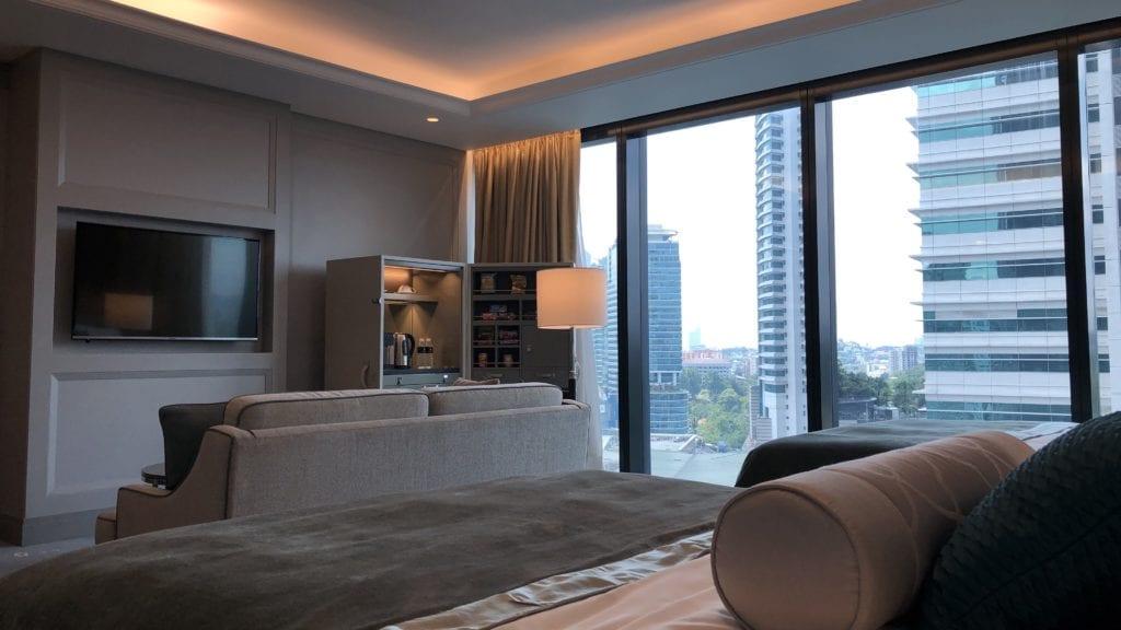 St Regis Kuala Lumpur Zimmer 16