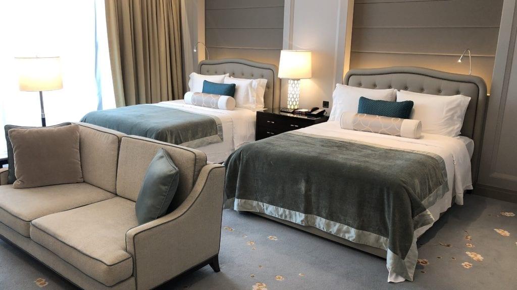 St Regis Kuala Lumpur Zimmer 4