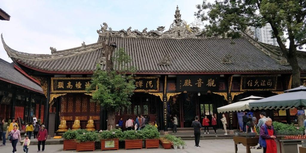 Taikoo Li Temple Chengdu 6