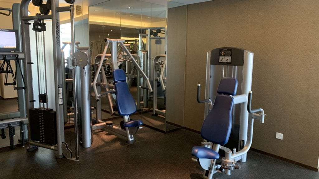 Traders Hotel Kuala Lumpur Fitness 4