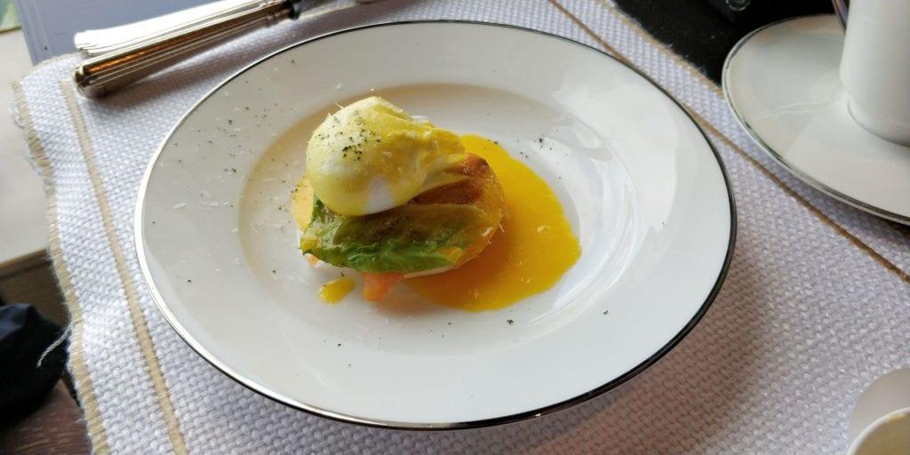 Waldorf Astoria Chengdu Frühstück 11