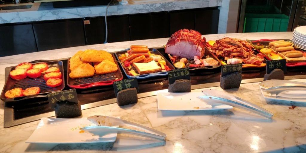Waldorf Astoria Chengdu Frühstück 3