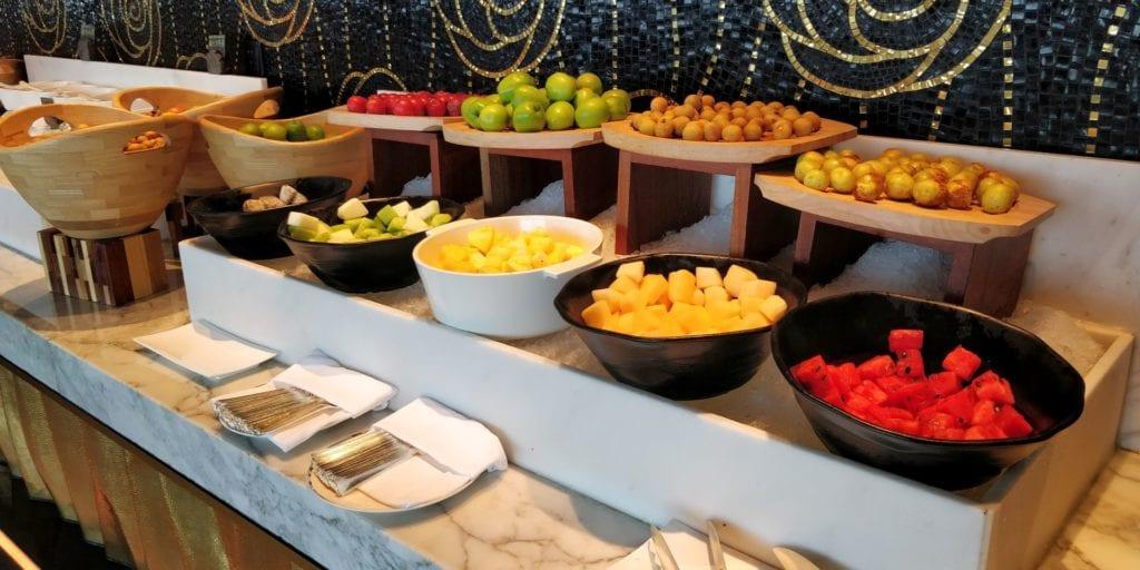 Waldorf Astoria Chengdu Frühstück 6