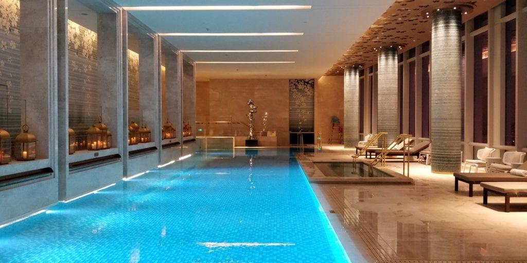 Waldorf Astoria Chengdu Pool 3