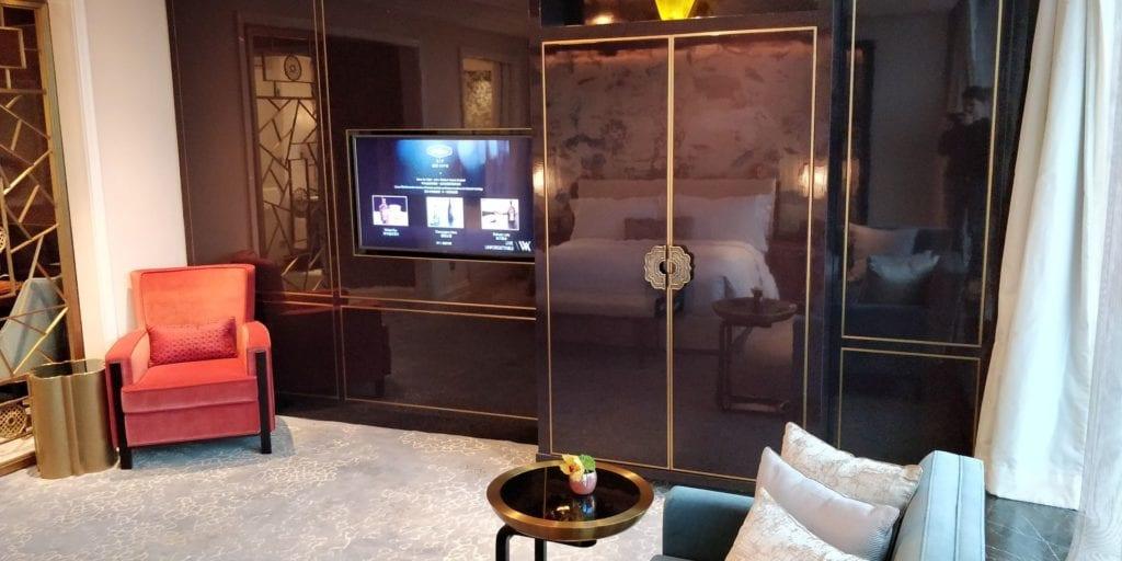 Waldorf Astoria Chengdu Zimmer 6