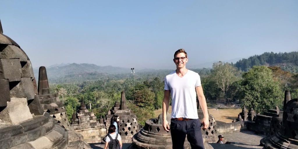 Yogyakarta Borobudur 1