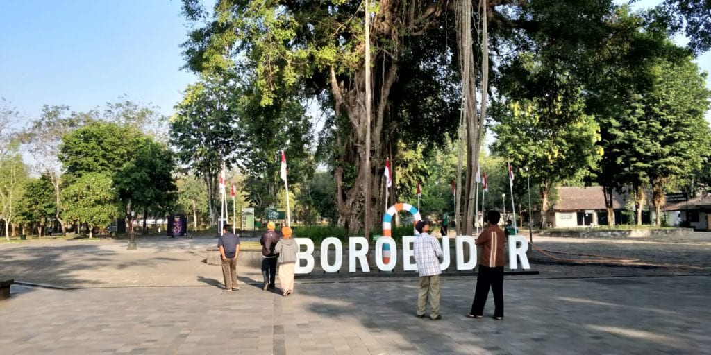 Yogyakarta Borobudur 3