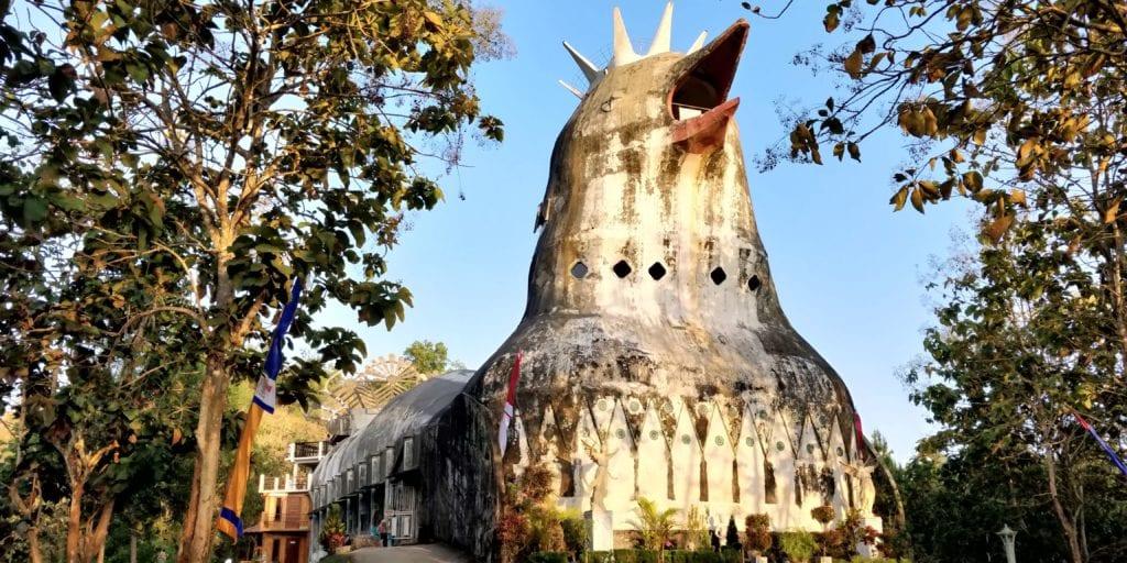 Yogyakarta Chicken Church 2