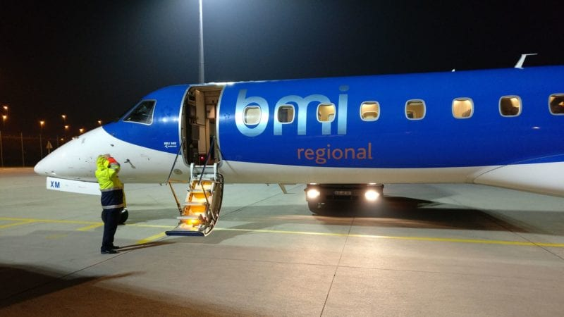 Bmi Regional Embraer 145 2