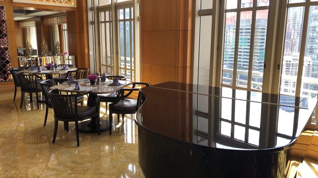 Mandarin Oriental Kuala Lumpur Club Lounge 2