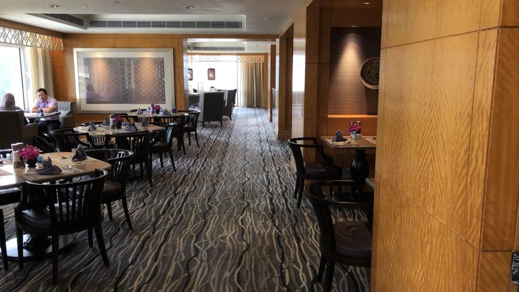 Mandarin Oriental Kuala Lumpur Club Lounge Einrichtung
