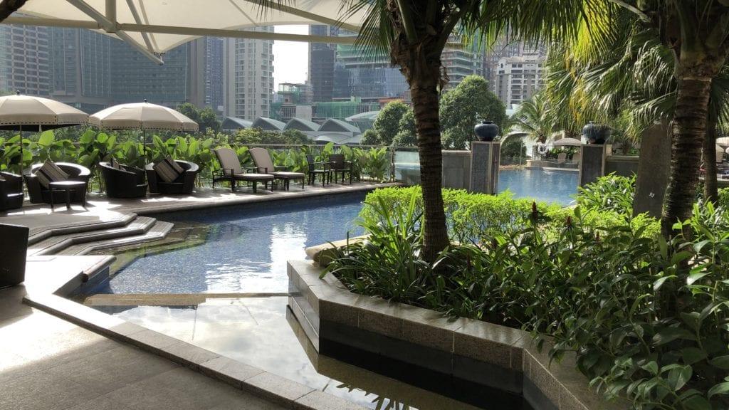 Mandarin Oriental Kuala Lumpur Pool 2